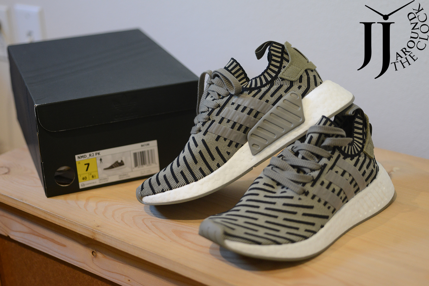Cheap Adidas NMD R1 EU Exclusive UNBOXING & ON FEET