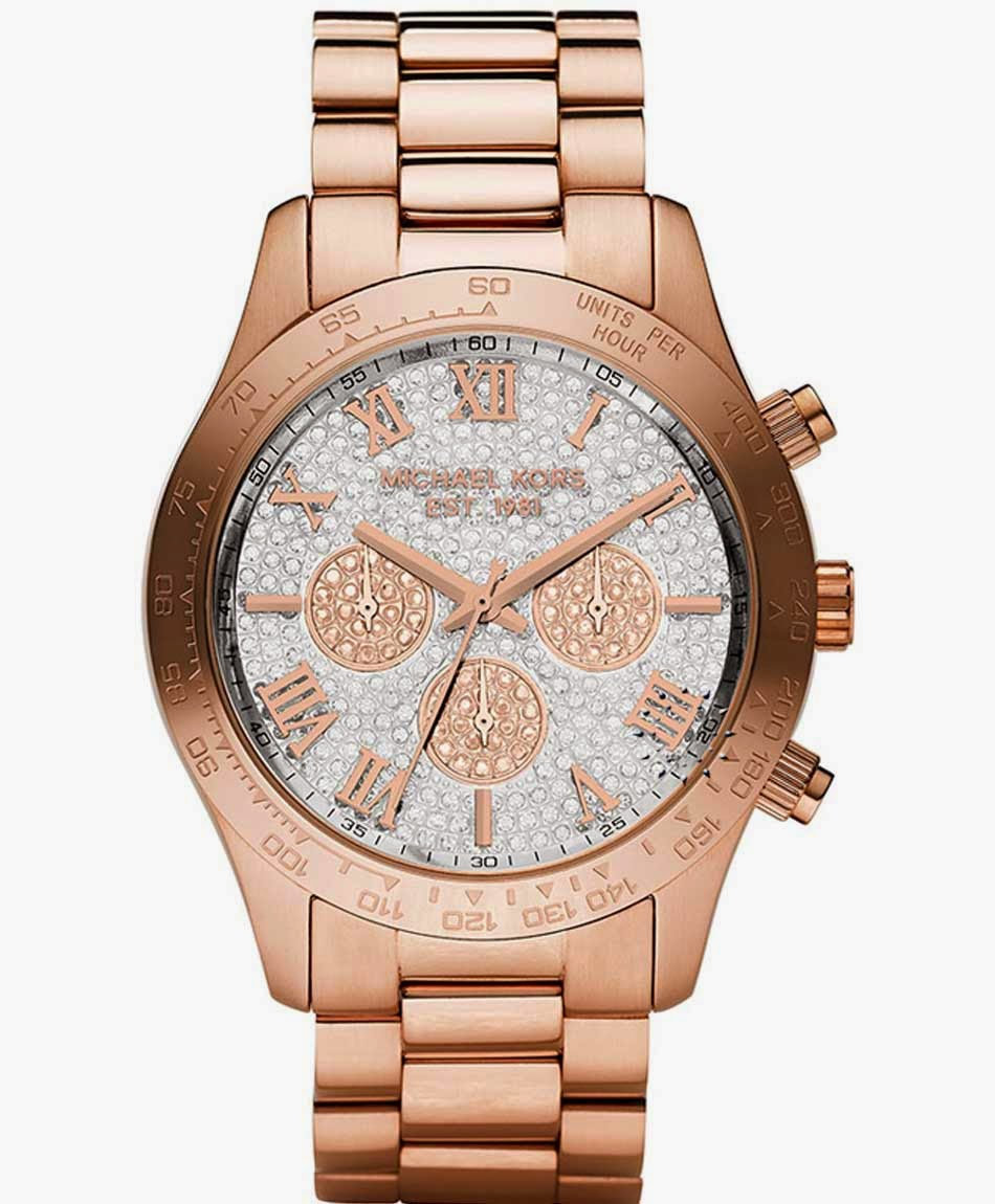how to clean rose gold watch