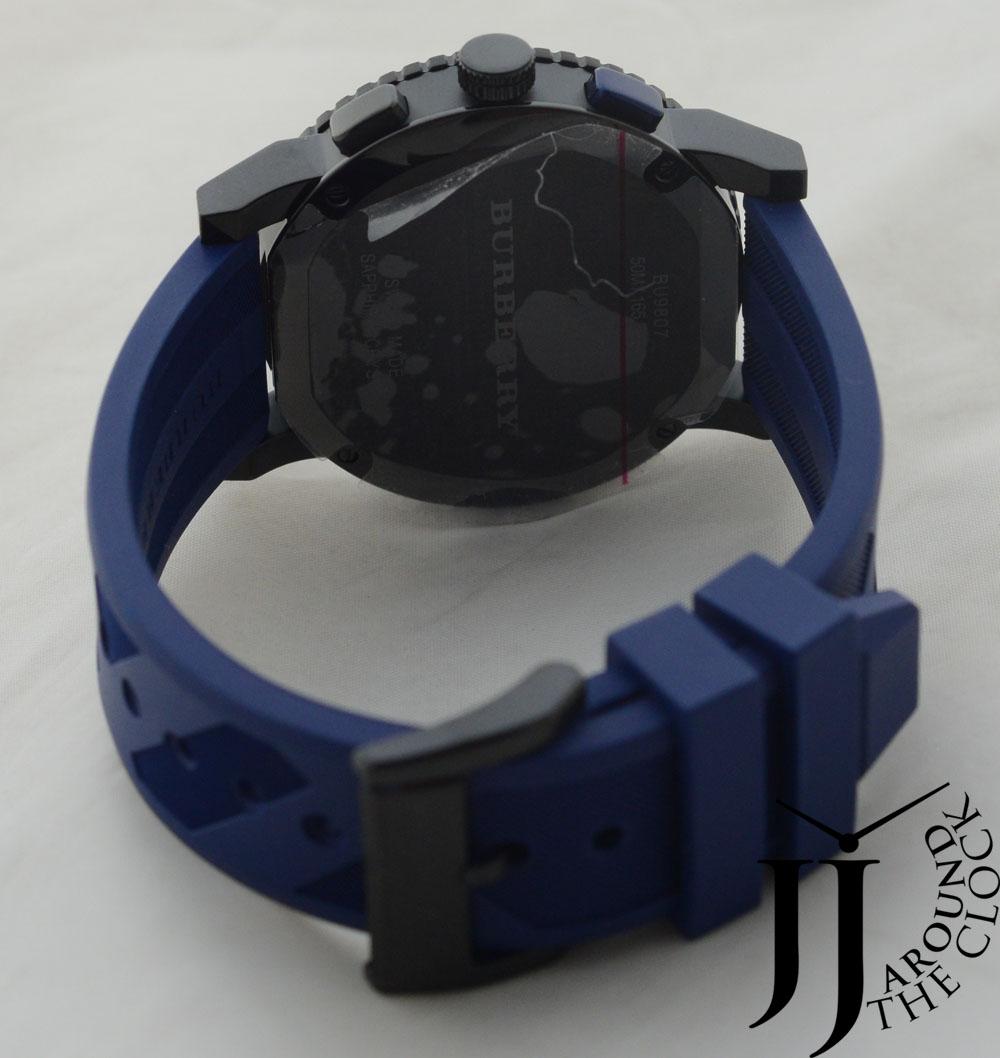 burberry sport watch bu7704 manual